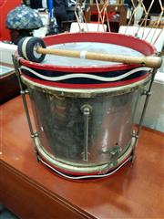 Sale 8834 - Lot 1046 - Marching Drum with Striker