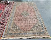 Sale 8851 - Lot 1080 - Pink and Blue Tone Machine Made Carpet (300 x 200cm)