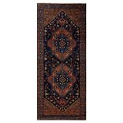 Sale 9020C - Lot 33 - Persian Nomadic Shahsavan Runner, 130x305cm, Handspun Wool