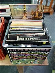 Sale 8587 - Lot 2028 - Box of Records