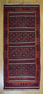 Sale 8693C - Lot 40 - Turkish Kilim 310cm x 130cm