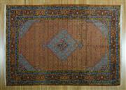 Sale 8372C - Lot 22 - A Persian Tabriz, 285 x 200cm