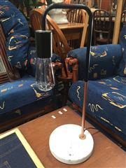 Sale 8822 - Lot 1764 - Modern Marble Base Lamp