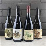 Sale 8911X - Lot 6 - 4x Gippsland Wine Company Single Vineyard Series Assortment - 1x 2014 Loch Village Vineyard Chardonnay, 1x 2018 Calulu Vineyard Pi...