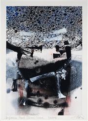 Sale 8947 - Lot 592 - Tom Gleghorn (1925 - ) - Japanese Pearl Divers Grave, Broome, WA, 1996 24 x 16.5 cm (frame: 60 x 50 x 3 cm)