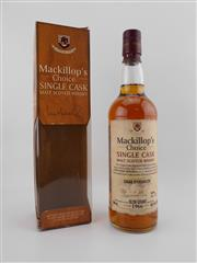 Sale 8479 - Lot 1731 - 1x 1966 Glen Grant Distillery 36YO Single Cask Single Malt Scotch Whisky - bottled by Mackillops Choice, bottle no. 097, cask no. 5...