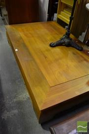 Sale 8472 - Lot 1100 - Large Chinese Coffee Table