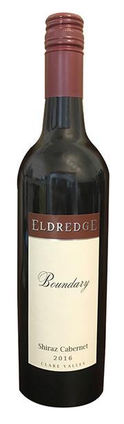 Sale 8494W - Lot 90 - 12 x 2016 Eldredge Boundary Shiraz Cabernet, Clare Valley