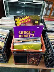 Sale 8587 - Lot 2027 - Box of Records