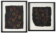 Sale 8929 - Lot 510 - David Rankin (1946 - ) (2 works) - Buddha Series 55 x 55 cm, 68 x 52 cm (irregular)