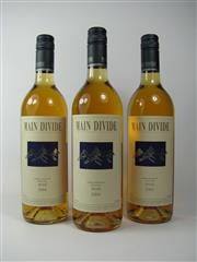 Sale 8335W - Lot 661 - 3x 2004 Main Divide Rose (Barrel Fermented Pinot Noir), Waipara