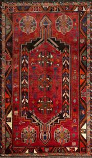 Sale 8338C - Lot 52 - Persian Shiraz 250cm x 147cm