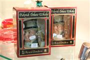 Sale 8340 - Lot 53 - Royal Doulton  Mr Pickwick Toby Jugs in Boxes