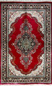 Sale 8338C - Lot 53 - Indian Silk 120cm x 190cm