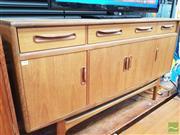 Sale 8421 - Lot 1098 - G-Plan Fresco Teak Sideboard