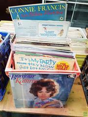 Sale 8587 - Lot 2025 - Box of Records