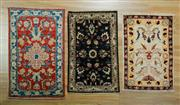 Sale 8372C - Lot 35 - Three Pieces Of Afghan Chobi, 87 x 57cm