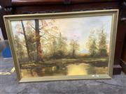 Sale 9091 - Lot 2075 - Steve McMullen Oil - SLL