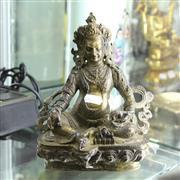 Sale 8336 - Lot 85 - Bronze Jambhala Buddha God of Wealth
