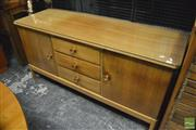 Sale 8364 - Lot 1035 - Vintage Heals Elevated Sideboard