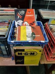Sale 8587 - Lot 2024 - Box of Records