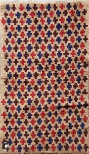 Sale 8889 - Lot 1075 - Persian Balouch (140 x 80cm)