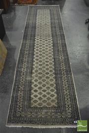 Sale 8368 - Lot 1021 - Persian Runner (81 x 340cm)