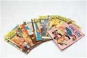 Sale 8658 - Lot 98 - Collection Of Early Comics Incl Flintstones