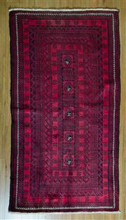 Sale 8693C - Lot 44 - Afghan Qunduzi 200cn x 112cm