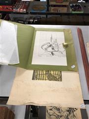 Sale 8789 - Lot 2150 - 2 Works: Saulo - A Frank da Wapole e Cesare, coloured print, SLR, 3/30 & Nado Milat - Boom 70, print, SLR, 184/500