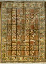 Sale 8338C - Lot 55 - Kashmiri Silk 220cm x 159cm