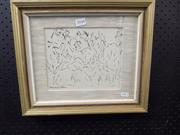 Sale 8417T - Lot 2048 - Desiderius Orban (1884 - 1986) - Untitled 18 x 21.5cm