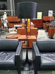 Sale 8566 - Lot 1058 - Modernist Metal Standard Lamp