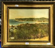 Sale 8941 - Lot 2087 - Lilias Newling - Oil Painting, coastal scene - SLR, 24x29.5cm