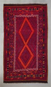 Sale 8493C - Lot 48 - Afghan Kilim 436cm x 260cm