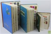 Sale 8505 - Lot 3 - Albums Containing Various Stamps