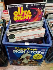 Sale 8587 - Lot 2022 - Box of Records