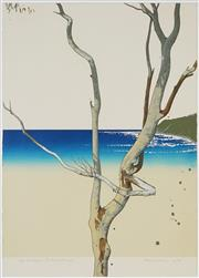 Sale 8791 - Lot 506 - David Rose (1936 - 2006) - Eucalyptus - Bateau Bay III, 1976 76 x 56cm