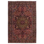 Sale 8971C - Lot 19 - Antique Persian Bakhtiari Carpet, Circa 1930, 200x300cm, Handspun Wool