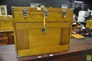 Sale 8386 - Lot 1041 - Travellers Jewellery Cabinet