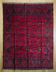 Sale 8693C - Lot 46 - Afghan Khal Mohamadi 223cm x 178cm