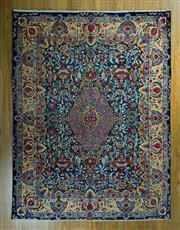 Sale 8717C - Lot 6 - Persian Mashad 335cm x 238cm