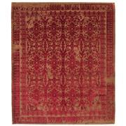 Sale 8971C - Lot 20 - Nepal, Jan Kaths Erased Classic Ferra Rocked Design Carpet, 250x300cm, Tibetan Highland Wool & Chinese Silk
