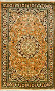 Sale 8338C - Lot 56 - Kashmiri Silk 150cm x 95cm