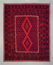 Sale 8493C - Lot 49 - Afghan Kilim 320cm x 260cm