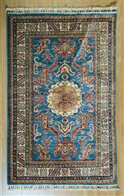 Sale 8693C - Lot 47 - Afghan Super Kazak 153cm x 95cm