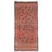 Sale 9020C - Lot 43 - Antique Persian Hamadan ,120x258cm, Handspun Wool