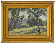 Sale 8325 - Lot 587 - Richard Matthew McCann (1889 - 1970) - Country Landscape 24 x 34cm