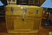 Sale 8386 - Lot 1031 - Travellers Jewellery Cabinet