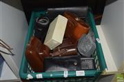 Sale 8509 - Lot 2288 - Collection of Cameras, Exposure Meter & Pair of Binoculars, incl Agfa Cased Examples
